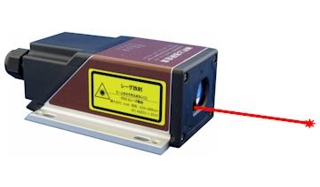 レーザー距離センサ/高速応答仕様 (LDS-8H)